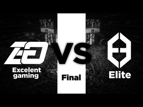 Excellent Gaming VS Elite. Tournament Epic Pro League