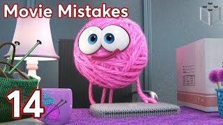 Purl Disney Pixar - 14 Movie Mistakes