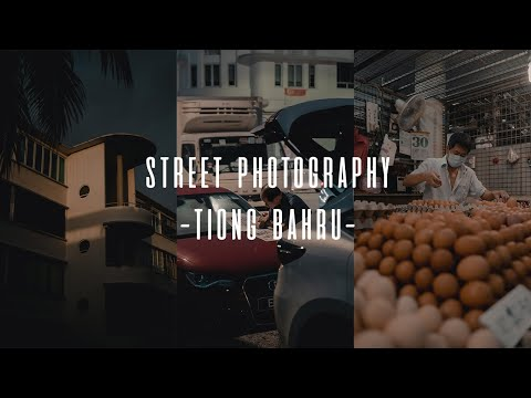 POV Street Photography in Singapore Tiong Bahru [Sony A7iii and Portra 400 Film Photography]