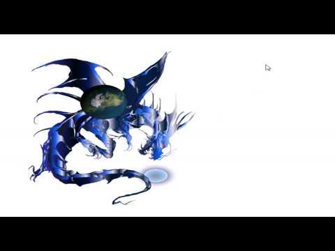 WPF (XBAP) Dragon Web Page
