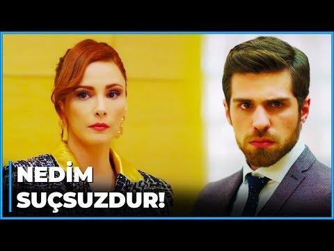Her Şey Kazaydı! 💥 Şeniz Mahkemede Nedim'i KURTARDI!   Zalim İstanbul 28. Bölüm (FİNAL SAHNESİ)