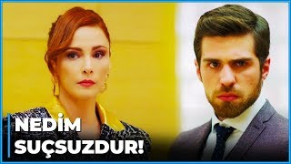 Her Şey Kazaydı 💥 Şeniz Mahkemede Nedimi KURTARDI  Zalim İstanbul 28. Bölüm (FİNAL SAHNESİ)
