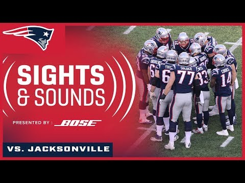 AFC Championship Sights and Sounds