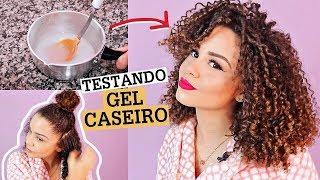 GEL CASEIRO DE MAISENA PRA FINALIZAR! | #AnaTodoDia 18