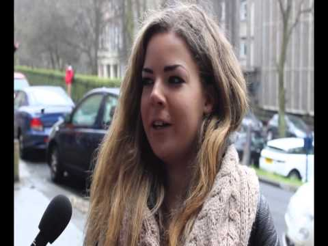 Glasgow University Students on Sexism in Scotland