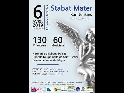 Stabat Mater - Karl Jenkins - 6 avril 2019 Mp3
