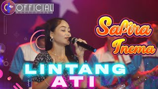Download Safira Inema - Lintang Ati (Official Music Video) | Ning angin tak titipne