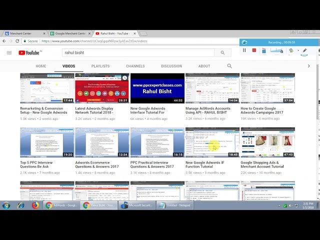 [Rahul Bisht] Google Shopping Campaign Optimization – Live Project Audit