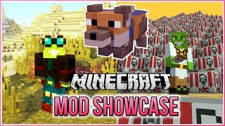 kfc-realm-youtuber-costumes-and-more-minecraft-mod-showcase