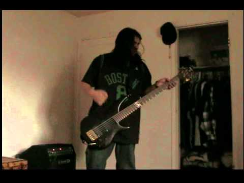 Korn fr. Nas (Bass Cover)- Play Me