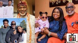 RMD Richard Mofe-damijo Wife Kids and Things you Probably don39t know about Him