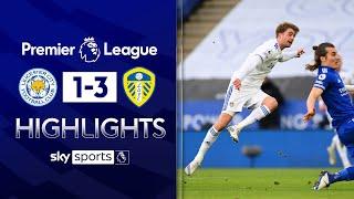 Bamford stars as Leeds stun Leicester! | Leicester 1-3 Leeds | Premier League Highlights
