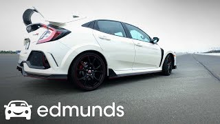 2017 Honda Civic Type-R Track Test