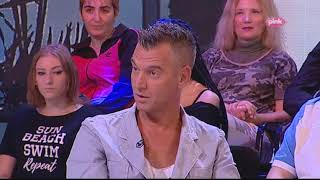 Zadruga, narod pita - Milan o početku ljubavi Slobe i Lune - 30.06.2018.