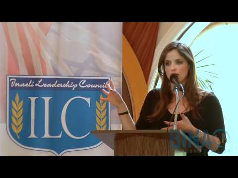 Noa Tishby  Act for Israel