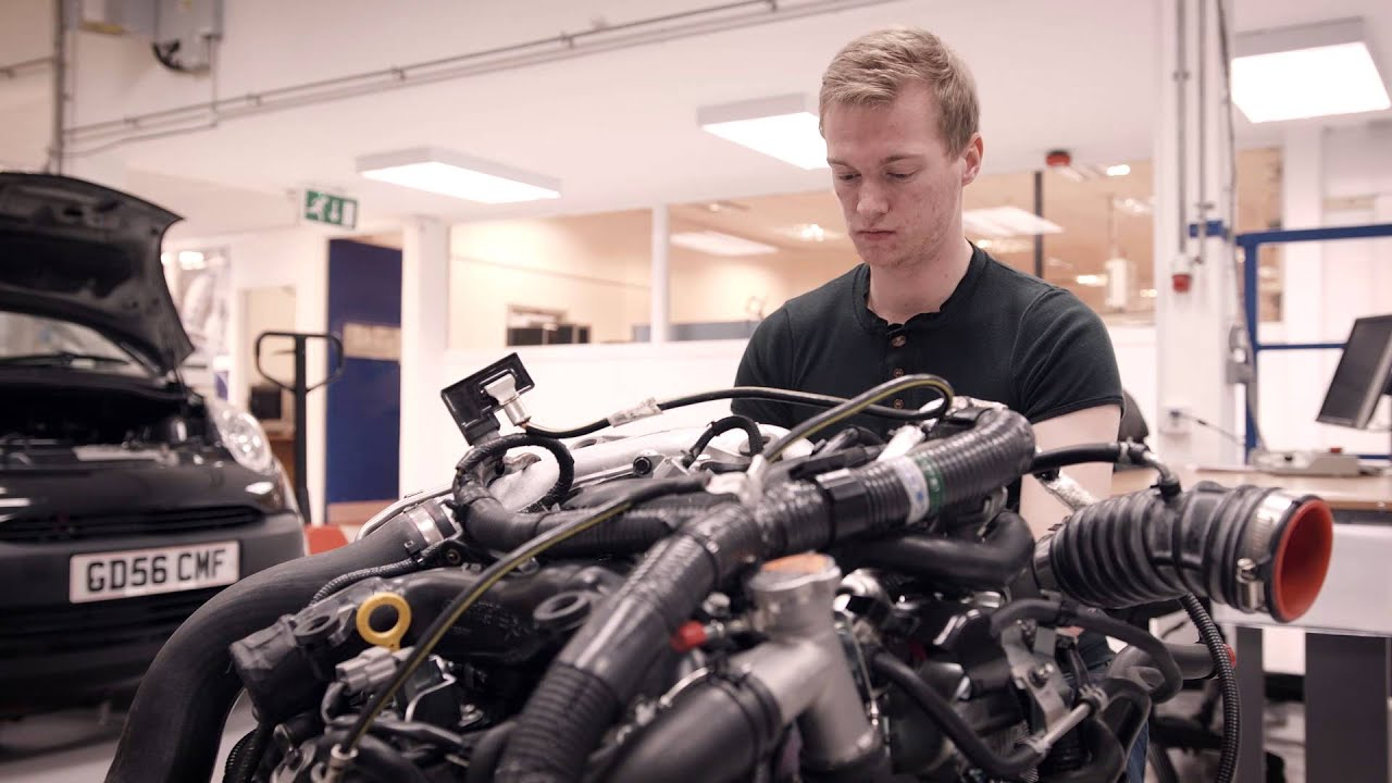 Automobile Engineering For Mechanical And Automotive Engineering Ryan Day
