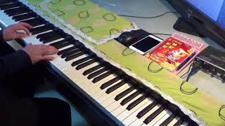 【音樂人鋼琴】#124 A-Lin《月牙灣》(夢想的聲音2) 純鋼琴伴奏