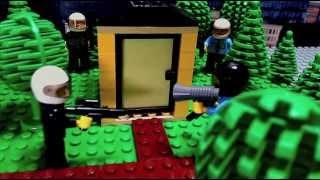 Verbrecherjagd in Brick City - (German Lego Police Brickfilm Polizei Film)