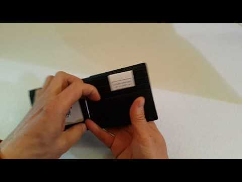 양도매 - 블루마운트 지갑 BM2014