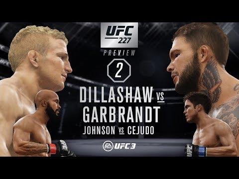 EA SPORTS UFC 3   UFC 227 Preview