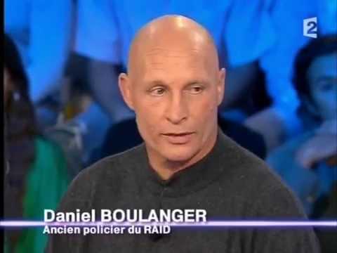 Daniel Boulanger et Frédéric Quiring - On n'est pas couché 22 septembre 2007 #ONPC