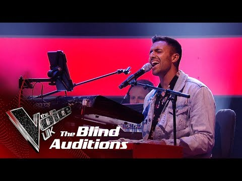 Brown Sugar's 'Crazy' | Blind Auditions | The Voice UK 2019