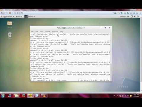 How To Install & Configure Sendmail On CentOS 7