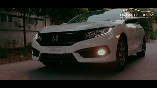 2016 Honda Civic 1.5 Turbo Detailed Review: Price, Specs & Features | PakWheels