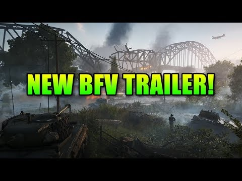 New Gameplay! - Battlefield 5 Single Player Trailer