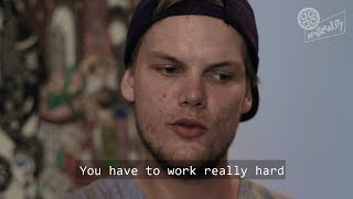 aviciis message to the youth