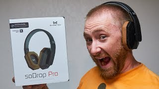 Noise Cancelling Headphones on a Budget - Ghostek SoDrop Pro Review