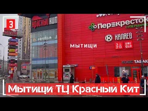 Мытищи Красный Кит Торговый Центр -3 SONY FDR-AXP55 4K Mytishchi Shopping Center 购物中心 쇼핑센터