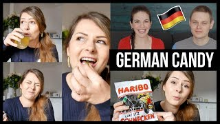 German Candy Taste Test! New Zealander tries German Sweets (Collab w/ Wanted Adventure)