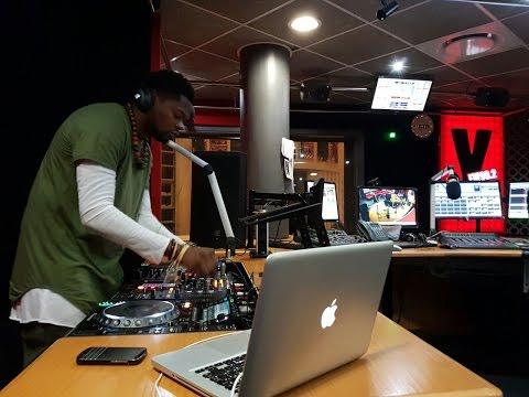 Dj Spilulu live @ Y FM 99.2 Johannesburg (South Africa)