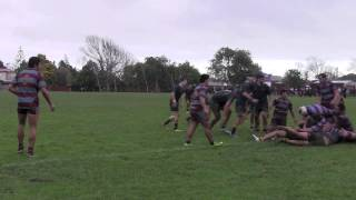 Auckland Grammar 1st XV vs De La Salle/Otahuhu College