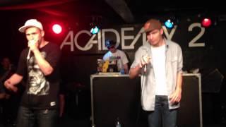 Bboy Uysy - Hip Hop z Fanatic Shop II (Dublin 2013)