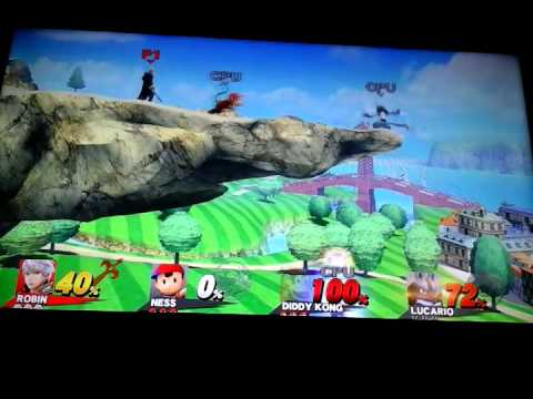 New smash brothers! Part 1#