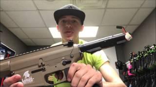 Lancer Tactical/G&G Custom Frankengun AEG Review!