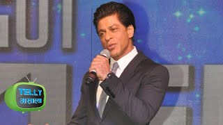 Shahrukh To Host Got Talent World Stage Live - Colors Tv Show