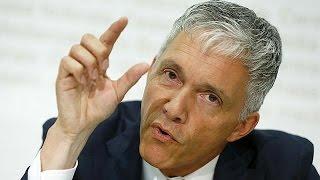 المدعي العام السويسري لا يستبعد استجواب بلاتر بشأن فضائح الفساد   17-6-2015