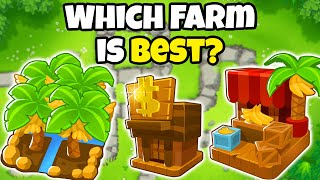 BEST Banana Farm in BTD6 and Why