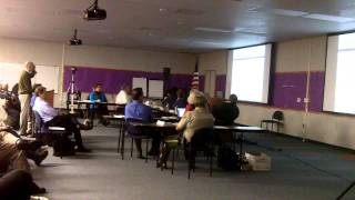 Norco City Council Special Meeting Jan-23-2012 part 1