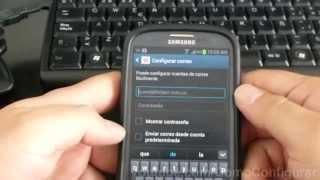 como configurar hotmail en samsung galaxy s3 español