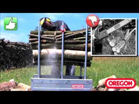 Козлы для пилки дров Oregon Easy-Cut