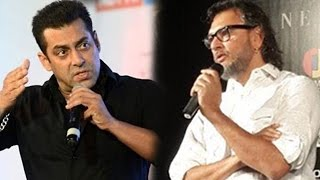 Salman Khan gets into an Ugly FIGHT with director !