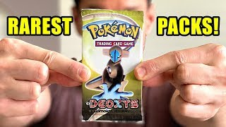 *THEY WERE ALL OPENED!* Insanely RARE Pokemon Cards Opening!