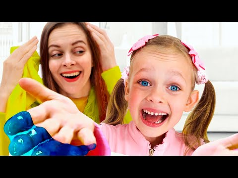 song-about-slime-+-more-songs-for-kids-by-maya-and-mary