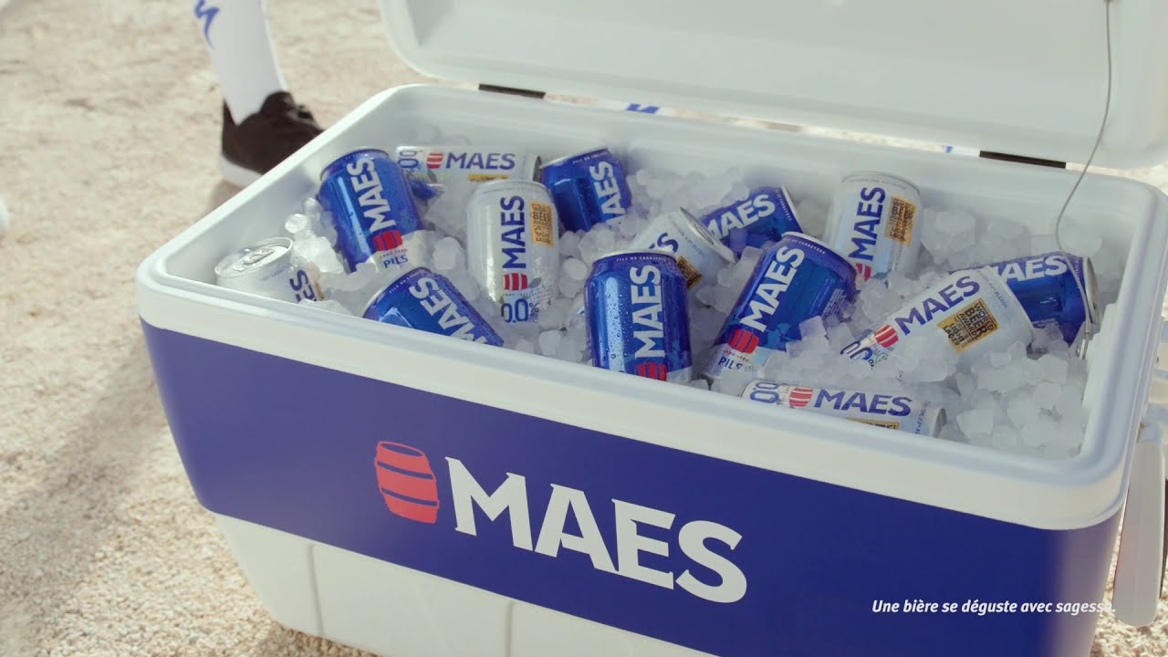 Maes 0.0% - Don't Drink & Drive