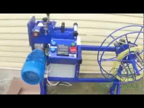 видео: Устройство автоматической мерной нарезки кабеля (провода, трубки) АМ.024АНУ