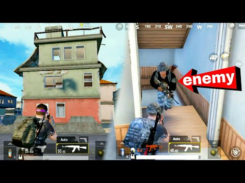 How to SURVIVE in This House🏣,Pubg Mobile house guide | Student Technical
